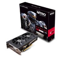 Sapphire 11256-01-20G AMD Radeon RX 470 Grafikkarte (Schwarz)