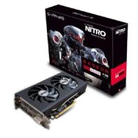 Sapphire 11257-02-20G AMD Radeon RX 460 4GB Grafikkarte (Schwarz)