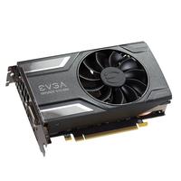 EVGA 06G-P4-6163-KR GeForce GTX 1060 6GB GDDR5 Grafikkarte (Grau, Silber)