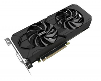Gainward GeForce GTX 1060 GeForce GTX 1060 6GB GDDR5 (Schwarz)