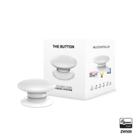 Fibaro The Button Wireless panic button (Weiß)
