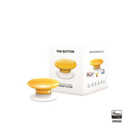 Fibaro The Button Wireless panic button (Gelb)