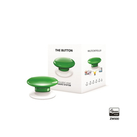Fibaro The Button Wireless panic button (Grün)