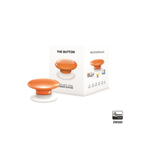 Fibaro The Button Wireless panic button (Orange)