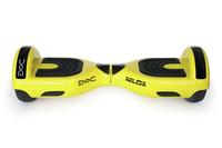 Nilox DOC Plus 10km/h 4400mAh Gelb, Schwarz Selbstausgleichendes Motorrad (Gelb, Schwarz)