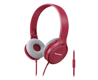 Panasonic RP-HF100ME Binaural Kopfband Pink Headset (Pink)