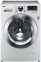 LG F14A8JDS2H Freistehend Frontlader 10kg 1400RPM A+++ Weiß Waschmaschine (Weiß)