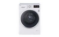LG F14U2VCN2H Freistehend Frontlader 9kg 1400RPM A+++ Weiß Waschmaschine (Weiß)