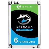 Seagate Surveillance HDD SkyHawk 6TB 6000GB Serial ATA III Interne Festplatte