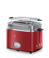 Russell Hobbs 21680-56 2Scheibe(n) 1300W Rot Toaster (Rot)