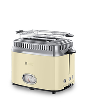 Russell Hobbs 21682-56 2Scheibe(n) 1300W Sand Toaster (Sand)