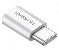 Huawei 4071259 MicroUSB USB 3.1 Type-C Weiß Kabelschnittstellen-/adapter (Weiß)