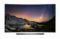 LG 55C6D 55Zoll 4K Ultra HD 3D Smart-TV WLAN Schwarz (Silber)