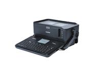 Brother PT-D800W Wärmeübertragung 360 x 360DPI Etikettendrucker (Schwarz)