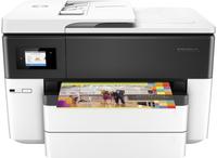 HP OfficeJet Pro 7740 Wide Format AiO Thermal Inkjet A3 WLAN Weiß (Schwarz, Weiß)