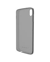 BlackBerry ACC-63010-001 5.2Zoll Handy-Abdeckung Schwarz Handy-Schutzhülle (Schwarz, Transparent)