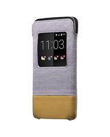 BlackBerry ACC-63006-002 5.2Zoll Mobile phone pouch Grau, Bräune Handy-Schutzhülle (Grau, Bräune)