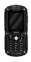Cyrus CM 6 2Zoll 140g Schwarz Einsteigertelefon (Schwarz)