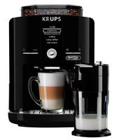 Krups EA82F8 Freistehend Vollautomatisch Espressomaschine 1.7l 9Tassen Schwarz Kaffeemaschine (Schwarz)