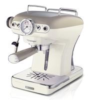 Ariete 1389 Freistehend Espressomaschine 0.9l Beige (Beige)