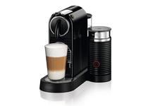 DeLonghi Citiz Filterkaffeemaschine 1l Schwarz (Schwarz)