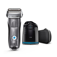 Braun Series 7 7850cc Wet&Dry Folie Trimmer Grau (Grau)