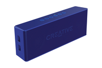 Creative Labs Creative MUVO 2 Mono Rechteck Blau (Blau)