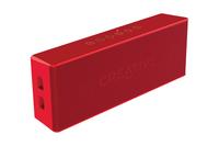 Creative Labs Creative MUVO 2 Mono Rechteck Rot (Rot)