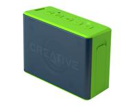 Creative Labs MUVO 2c Stereo Rechteck Grün (Grün)