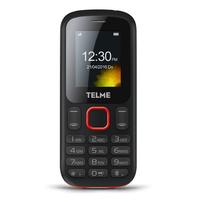 TELME T210 1.77Zoll 68g Schwarz (Schwarz)