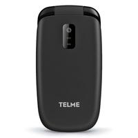 TELME X210 1.77Zoll 68g Schwarz (Schwarz)