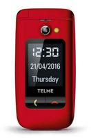 TELME X200 2.4Zoll 90g Rot (Rot)