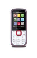 Beafon C140 2.4Zoll 80g Rot, Weiß Einsteigertelefon (Rot, Weiß)