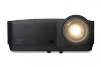 Infocus IN126STX Desktop-Projektor 3700ANSI Lumen DLP WXGA (1280x800) 3D Schwarz Beamer (Schwarz)