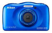 Nikon COOLPIX W100 13.2MP 1/3.1Zoll CMOS 4160 x 3120Pixel Blau (Blau)