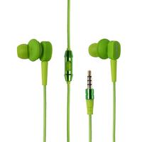 Boompods earbuds im Ohr Binaural Verkabelt Grün Mobiles Headset (Grün)