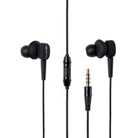Boompods earbuds im Ohr Binaural Verkabelt Schwarz Mobiles Headset (Schwarz)