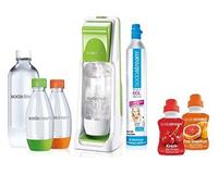 SodaStream 1011114497 Kohlensäureerzeuger-Zubehör & -Hilfsmittel (Grün, Weiß)