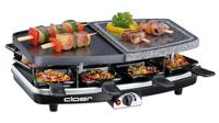 Cloer 6435 Raclettegrill