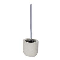 WENKO 20477100 WC-Bürste & Halter Toilettenbürste und -halter (Beige)