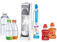 SodaStream 1011114498 Kohlensäureerzeuger-Zubehör & -Hilfsmittel (Grau, Weiß)