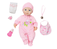Baby Annabell 794401 Puppe (Mehrfarben)