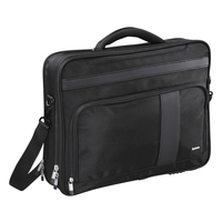 Hama Dublin Life 17.3Zoll Notebook briefcase Schwarz (Schwarz)