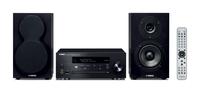Yamaha MCR-N470D Micro-Set 44W Schwarz (Schwarz)
