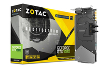 Zotac GeForce GTX 1080 ArcticStorm NVIDIA GeForce GTX 1080 (Grau, Gelb)