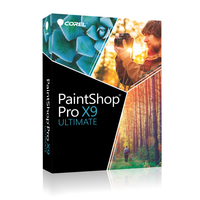 Corel PaintShop Pro X9 Ultimate Mini-Box DE