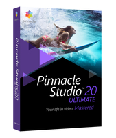 Corel Pinnacle Studio 20 Ultimate DE