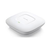 TP-LINK EAP225 Dual-Band (2,4 GHz/5 GHz) Gigabit Ethernet Weiß WLAN-Router (Weiß)