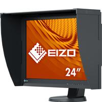 EIZO ColorEdge CG247X 24.1Zoll Full HD IPS Schwarz Computerbildschirm (Schwarz)