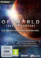 Kalypso Offworld Trading Company Standard Mac/PC Deutsch Videospiel